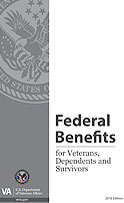 Federal Benefits for Veterans Cover