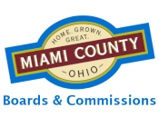 Miami County Logo for Boards
