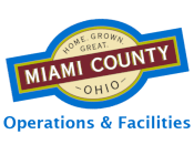 Miami County Logo for Facilities