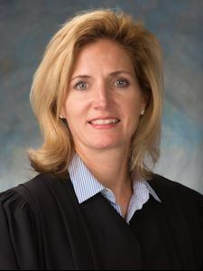 Photo of Judge Jeannine N. Pratt